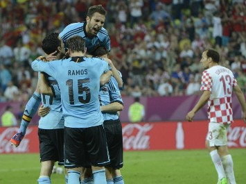 Croacia 0-1 Espa�a