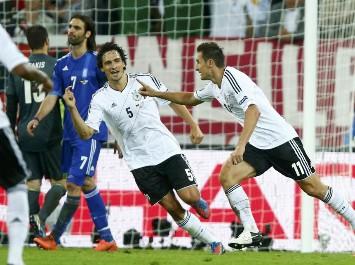 Alemania 4-2 Grecia