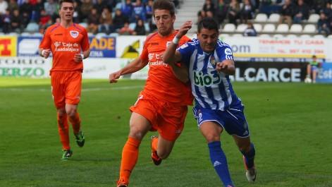 Ponferradina 2-2 Guadalajara