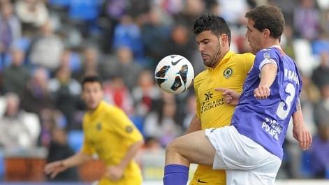 Guadalajara 0 - 2 Hércules