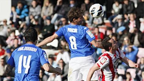 Lugo 4-0 Xerez