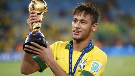 Golazo de Neymar para acabar con Espa�a