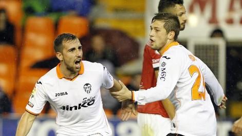 Valencia 1-0 N�stic