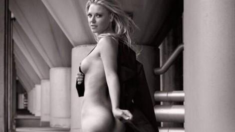 El desnudo integral en Playboy de la biatleta Miriam Gössner