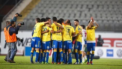 Las Palmas 2 - 1 Hercules