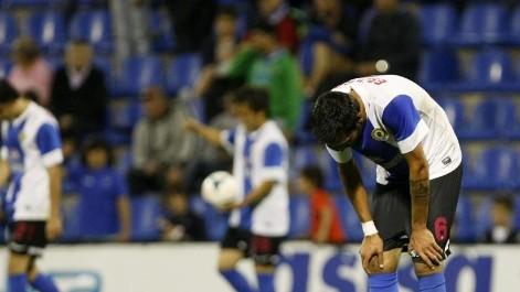 Hércules 2-3 Murcia