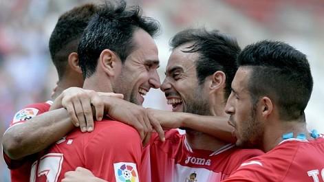 Murcia 5-0 Mirandés