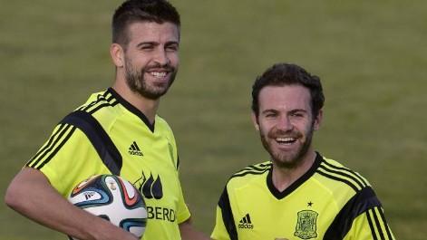 Mata: Inglaterra le vendr� bien a Diego Costa