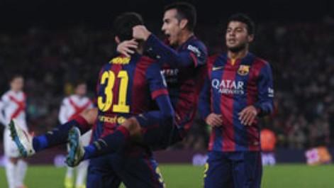 Barcelona 8-1 Huesca
