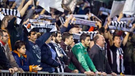 �8.000 personas en un partido de Tercera!