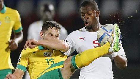 Sud�fica 1-1 Senegal