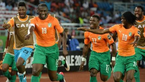 Copa África: RD Congo 1-3 Costa de Marfil
