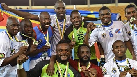 Congo consigue el bronce.