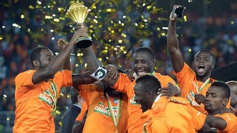 Copa África: Costa de Marfil, campeona a penaltis