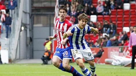Liga Adelante: Resumen del Sporting 1-1 Recreativo