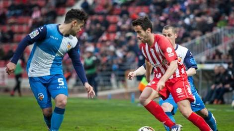 Liga Adelante: Resumen del Girona 0-0 Sabadell