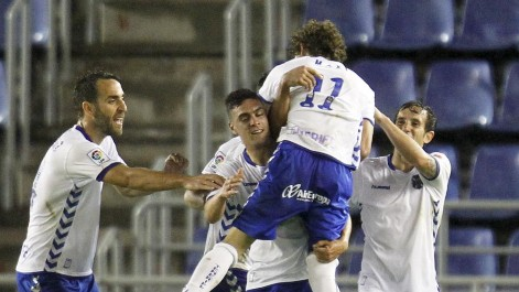 Liga Adelante: Resumen del Tenerife 2-1 Osasuna