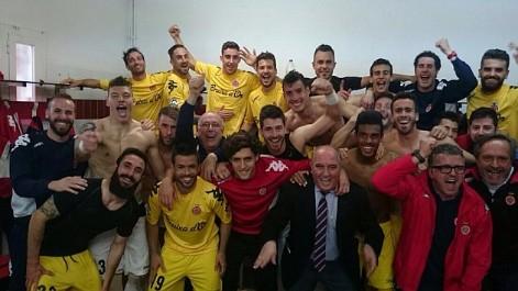Liga Adelante: Resumen del Mirandés 0-1 Girona