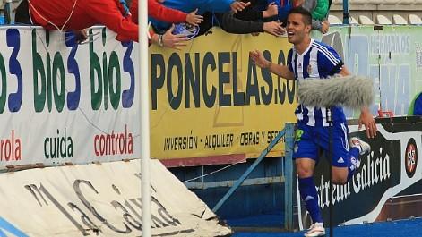 Liga Adelante: El resumen del Ponferradina 1-0 Osasuna