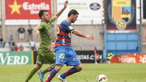 Liga Adelante: Resumen del Llagostera 0-0 Sporting