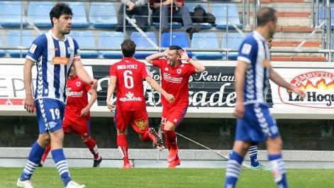 Liga Adelante: Resumen del Numancia 1-0 Alavés