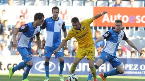Liga Adelante: Resumen Sabadell 0-1 Alcorcón