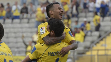 Las Palmas 3-0 Recreativo