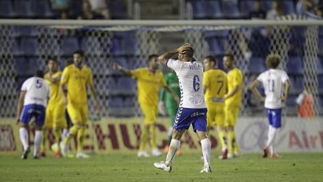 Liga Adelante: Resumen del Tenerife 1-1 Alcorcón