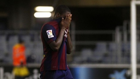 Liga Adelante: Barcelona B 1-3 Valladolid