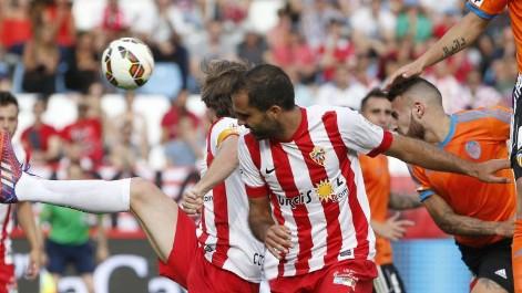 Encuentro de la jornada 28 en la temporada 2014-2015.