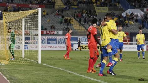 Liga Adelante: Resumen del Las Palmas 4-3 Barcelona B
