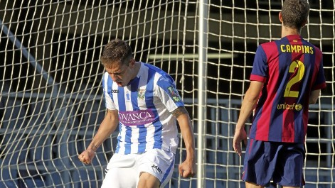 Liga Adelante: Resumen del Barcelona B 2-5 Legan�s