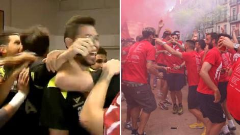 Este desprecio del Huesca al conocer el sorteo extramotiv� al N�stic
