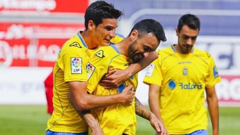 Liga Adelante: Resumen de Las Palmas 3-2 Alav�s