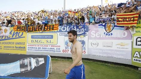 Liga Adelante: Resumen del Legan�s 2-2 Zaragoza