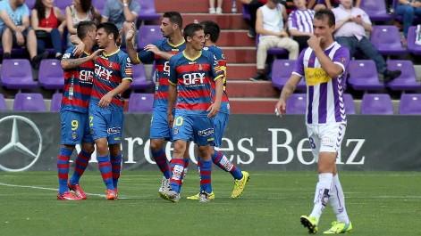 Liga Adelante: Resumen del Valladolid 2-4 Llagostera
