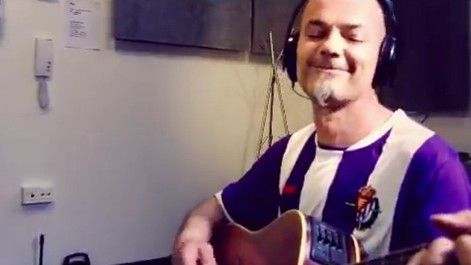 Celtas Cortos pone música al deporte de Valladolid