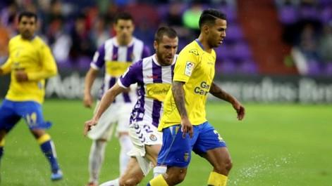 Liga Adelante: Resumen del Valladolid 1-1 Las Palmas