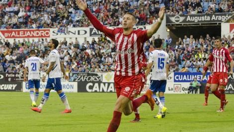 Liga Adelante: Resumen del Zaragoza 0-3 Girona