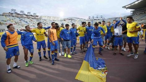 Liga Adelante: Las Palmas 0-0 Valladolid