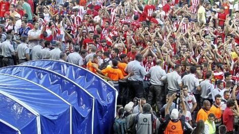 As� fue el dram�tico desenlace del Girona-Lugo