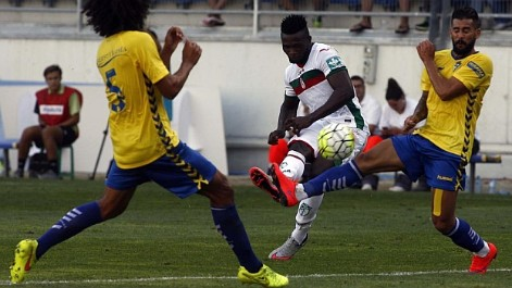 Trofeo Carranza: Cádiz 1-3 Granada
