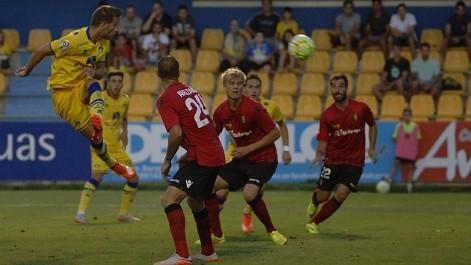 Liga Adelante: Resumen del Alcorcón 2-0 Mallorca