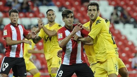 Liga Adelante: Resumen de Athletic B 0-1 Girona