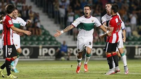 Liga Adelante: Resumen del Elche 2-1 Bilbao Athlétic