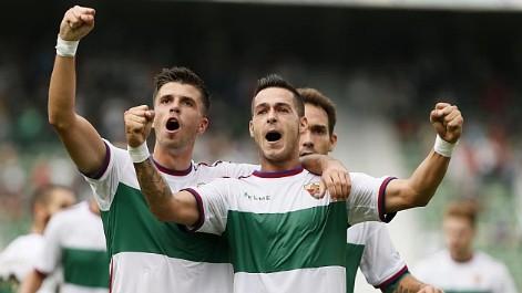 Liga Adelante: Resumen del Elche 1-0 Gimn�stic