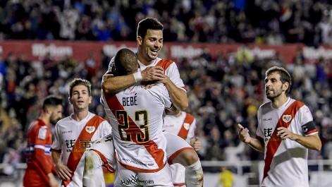 Liga BBVA (J9): Resumen del Rayo Vallecano 3-0 Espanyol