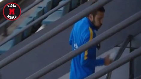 La broma de Jordi Alba que cabreó a Neymar