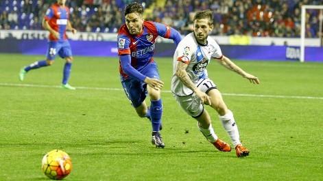 Liga BBVA (J11): Resumen del Levante 1-1 Deportivo (LATAM)