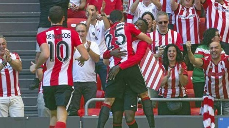 Liga BBVA (J11): Resumen del Athletic 2-1 Espanyol (LATAM)